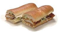Chicken Finger Sub